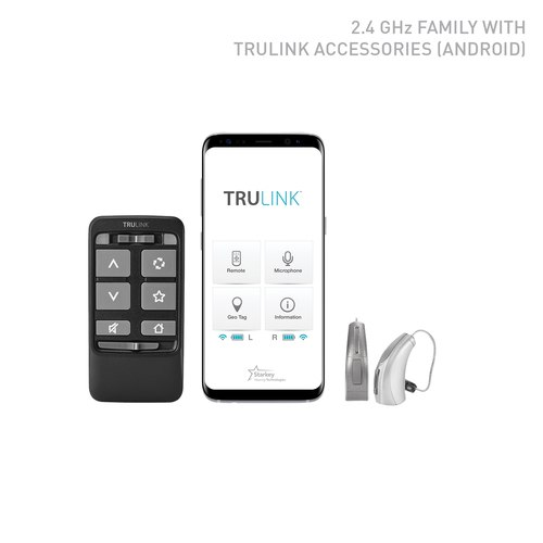 Halo iQ RIC 312 RIC 13 TruLink Accessories Android