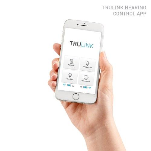 TruLink iPhone In Hand